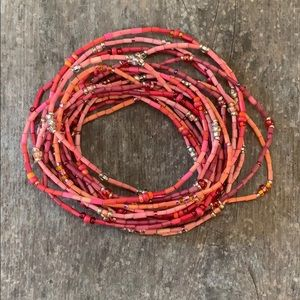 Jewelry - Zulu Grass Six Strands